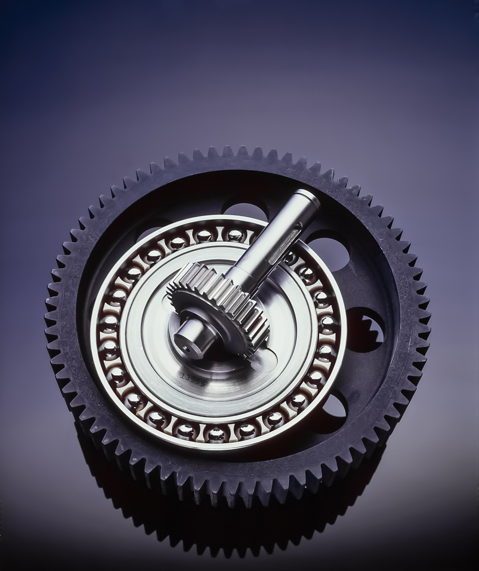 Gears and Bearings Study