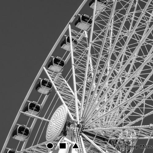 The SkyWheel.  Myrtle Beach, SC.