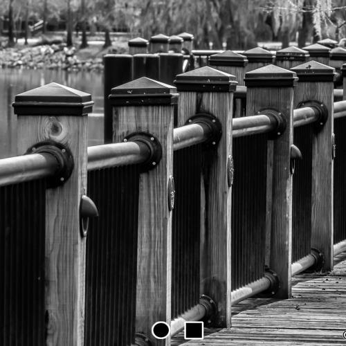 Conway, SC Riverwalk - Fences