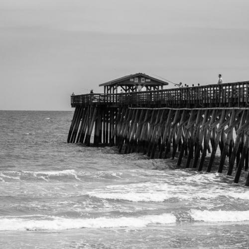 Fishing Pier, Myrtle Beach State Park