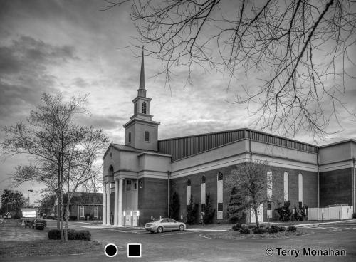 Langston Baptist Church, Rt 905, Conway, SC