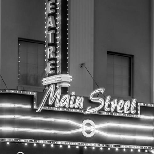 Theater on Main Street, Conway, SC