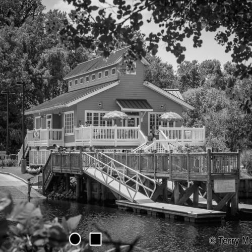 Waccamaw Outfitters, on the river.